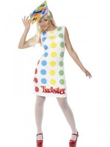 Twister Kleid Spiel Gadget Gadgets