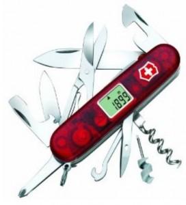 Victorinox Höhenmesser LED Taschenlampe günstig Gadget Shop