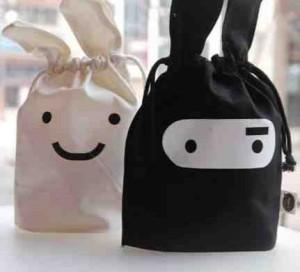 hasentasche, ninjatasche, kämpfertasche