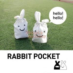 hasentasche, rabbit bag, ninjatasche