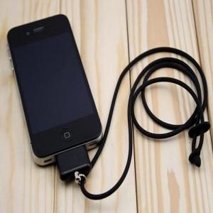 iPhone um den Hals iPod Gadget günstig Shop