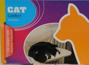 Katzenbett Heizung Heinzungsbett Katze Katzenliege Beste Hängeliege günstig
