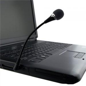 mini mikrofon, studiomikrofon, laptop mikro