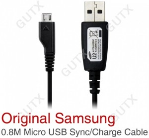 original Samsung micro usb kabel, microusb