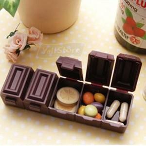 pillendose, pillendose schokolade, schokodose