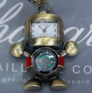 roboteruhr, roboter uhr kompass