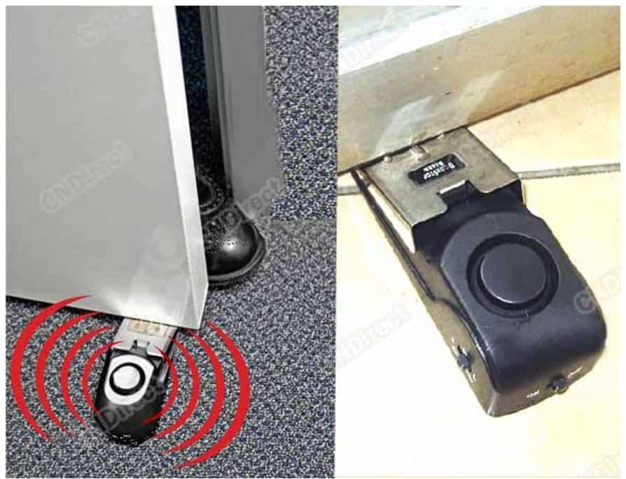 t rstopper mit eingebauter 120 db alarmanlage f r nur 2 57. Black Bedroom Furniture Sets. Home Design Ideas