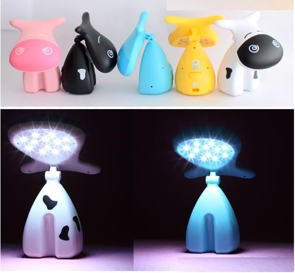 kuhlampe, kuh led, rindvieh lampe