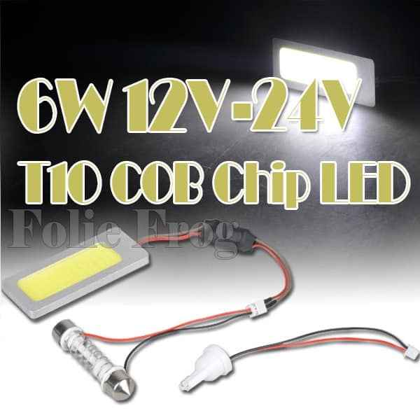 LED Panel Auto KFZ 6 Watt