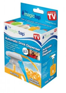 Magic Tap Getränke Pumpe Zapfen Spender