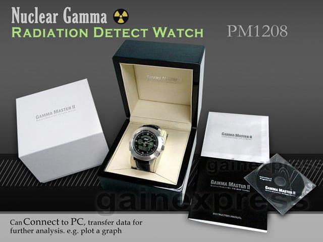 PM1208 Geigerzähler Uhr bester Preis