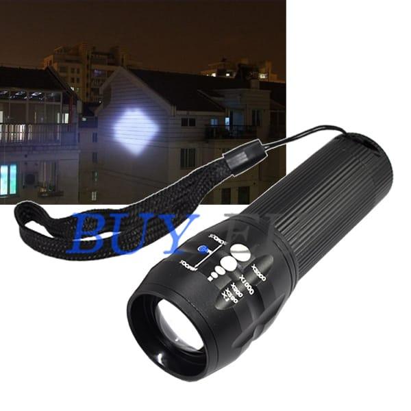 die kleine led taschenlampe mit q5 led gibts nun f r 3 21 euro inkl versand. Black Bedroom Furniture Sets. Home Design Ideas