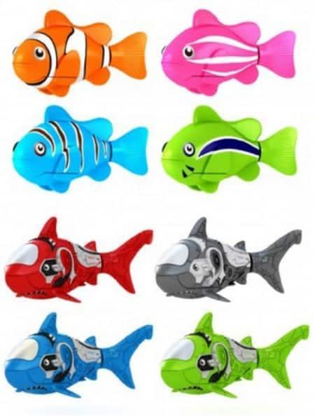 Robo Fish Nemo Hai Zuru bester Preis Gadget Gadgets Shop Geburtstagsgeschen Geschenkidee cool Roboter Fisch Fischroboter