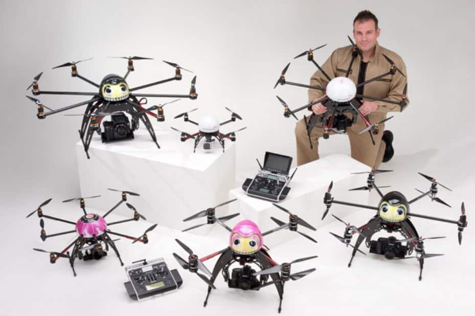 ein tolles gadget f r profi filmer die service drone skycrane g3 7 8 ist unglaublich. Black Bedroom Furniture Sets. Home Design Ideas