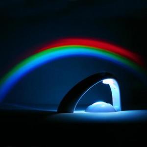 somewhere over the rainbow, rainbow led, led lampe