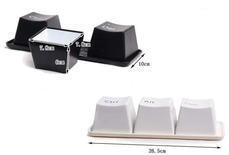 tastatur tassen