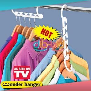 wonder hanger, kleiderhaken magischer