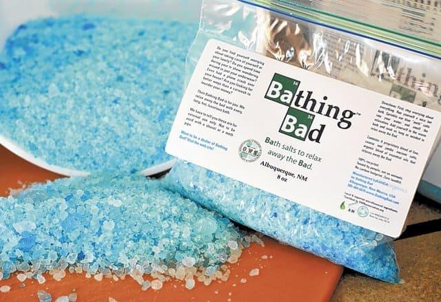 Bathing-Bad-Bath-Salts Badesalz Breaking Bad Meth
