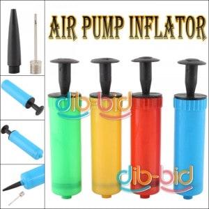 luftballon pumpe, handpumpe, mini luftpumpe