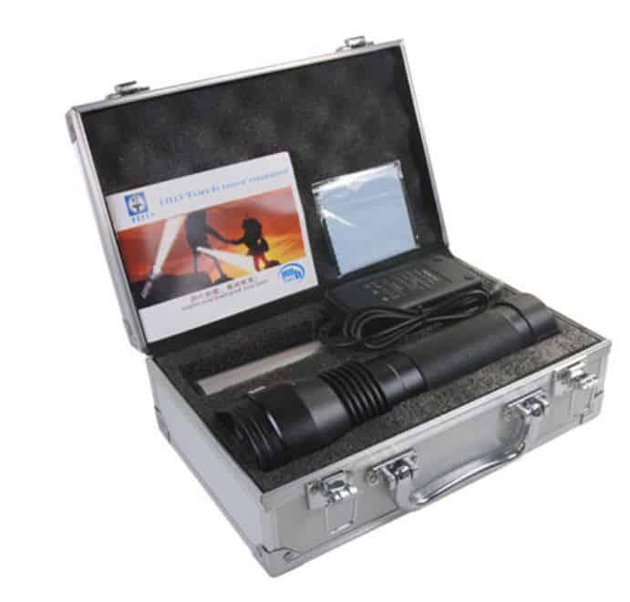 HID 35 Watt Taschenlampe Schnäppchen Gadget Gadgets