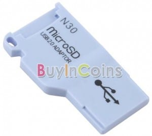 micro sd auf usb adapter, microsd usb adapter