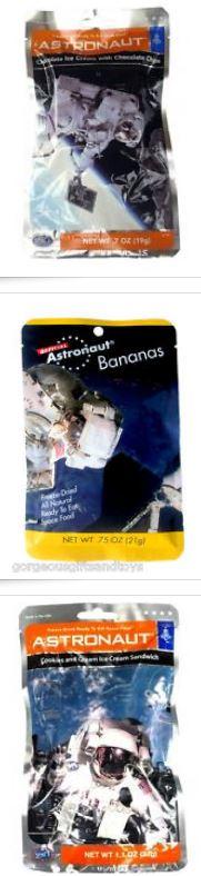 NASA Astronaut Essen Astronautennahrung gefriergetrocknet günstig kaufen Shop online