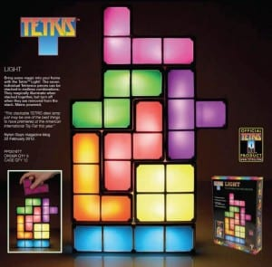 tetris leuchte billig, tetris original, tetris gadget