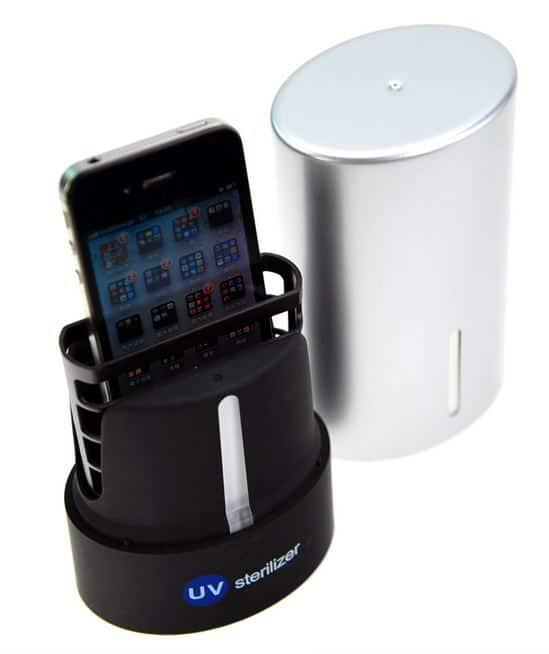 UV Sterilisator bester Preis Shop Smartphone Gadget