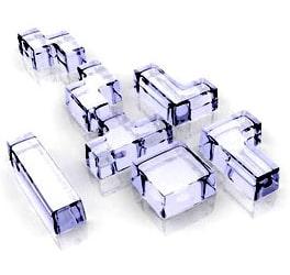 tetris würfel, tetris form