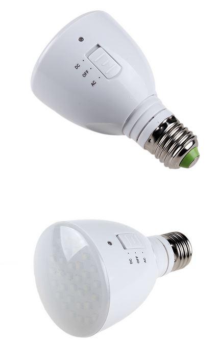 led gl hbirne und taschenlampe in einem 33 smds bringen beim stromausfall noch gut 3 4 stunden. Black Bedroom Furniture Sets. Home Design Ideas
