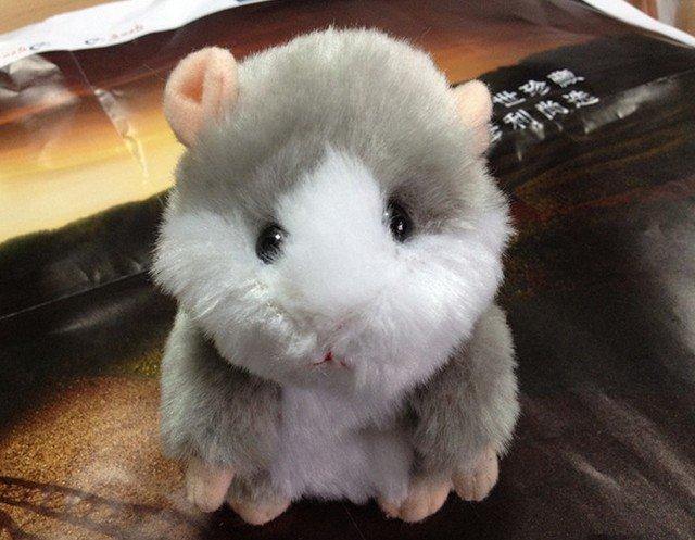 """Der sprechende Hamster """"Mimicry Pet"""" jetzt für nur 5,88 Euro inkl. Versand!"""