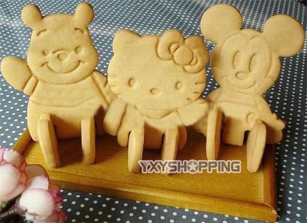 3D Kekse Plätzchen Form , Backen günstig , Gadgetwelt , Gadgets Gadget China