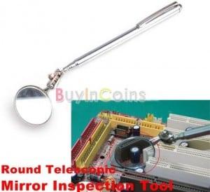 tool minispiegel, winkelspiegel