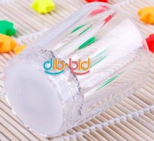 wasserglas led, plastikbecher led