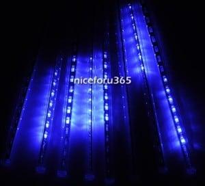 blau led led lauflicht
