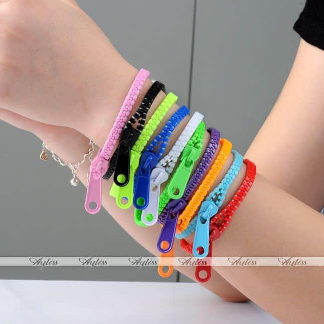 Reißverschluss Armband, Trend Mode, China-Mode, Gadgets, Gadget, Gadgetwelt
