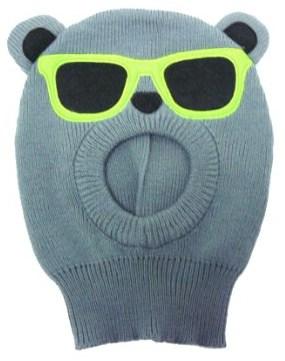 beanie teddy sonnenbrille, mütze bär sonnenbrille