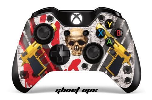Ganz frisch aus den USA für die Xbox One! Designer Skins für Controller und Box ab 3,66 € + Versand …