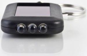 mini solar taschenlampe mit 3 leds und schl sselanh nger nur 0 84. Black Bedroom Furniture Sets. Home Design Ideas