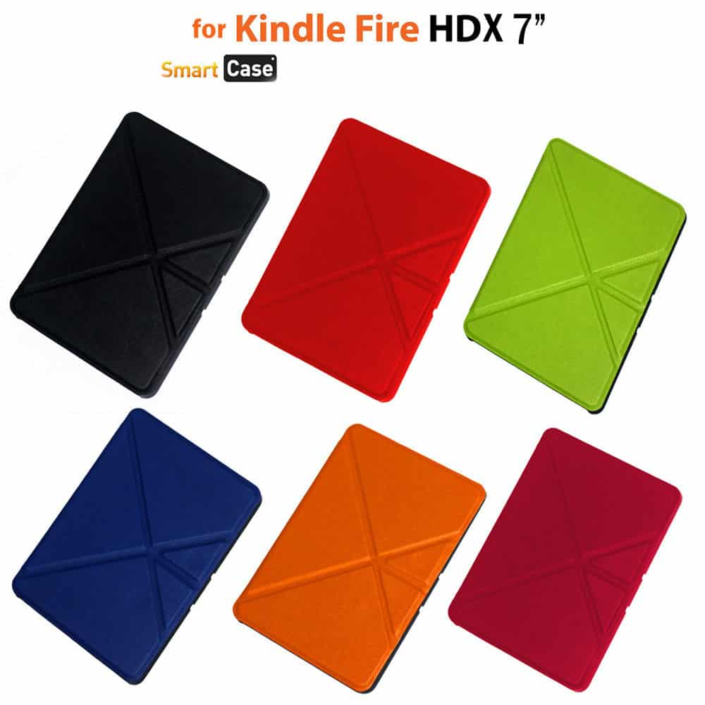 Kindle Fire HDX, wie Origami, Case, Cover, bester Preis, China, günstig, Kindle Tasche, Gadgets