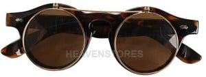 sonnenbrille hochklappbar, sonnenbrille aufklappbar
