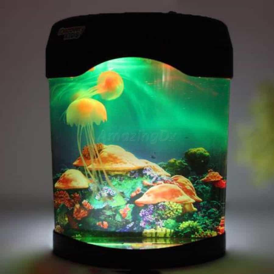 Falbwechsel quallen aquarium f r nur 18 91 euro inkl for Aquarium versand