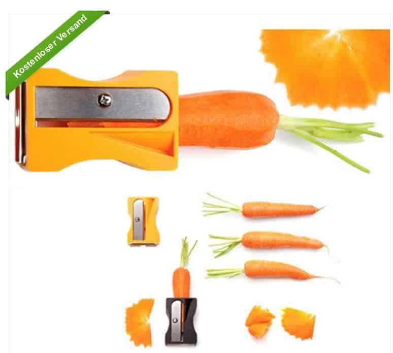 Karotten Spitzer, vegan Gadgets, Möhre Spitzer, Gadgets China, Schnäppchen