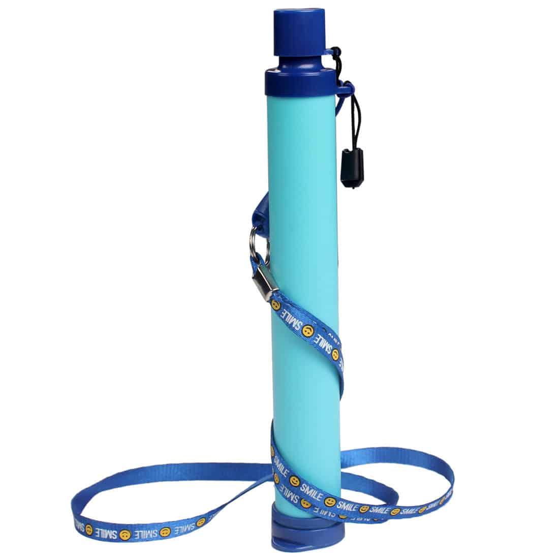 [Update: Ein Klon!] Bis zu 1000 Liter keimfreies Wasser mit dem Strohhalm trinken!