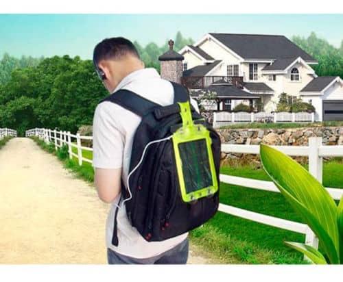 gro e usb solarzelle 2 5 oder 7 watt zum aufladen von smartphones oder anderen usb ger ten. Black Bedroom Furniture Sets. Home Design Ideas