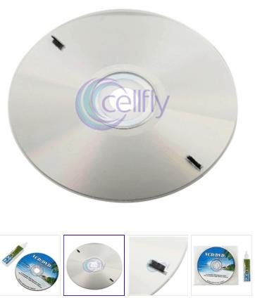 die laser reinigungs cd mit den feinen b rsten f r nur 2. Black Bedroom Furniture Sets. Home Design Ideas