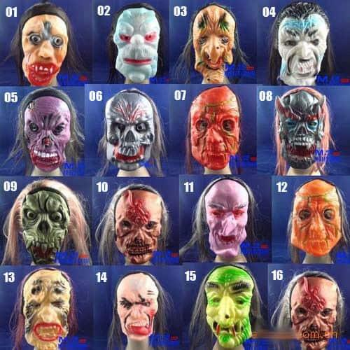 Halloween Maske günstig, günstig Kostüm Kaufen, Halloween