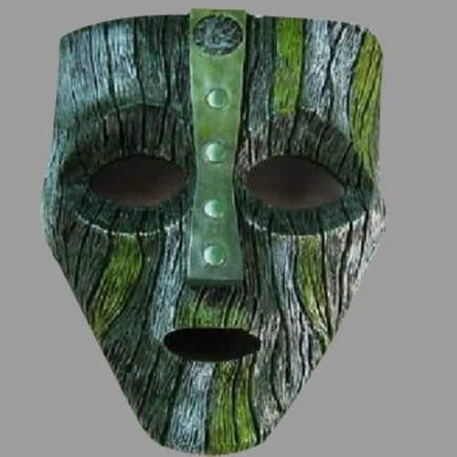 Loki latex maske,  Jim Carrey Kostüm, China Gadgets