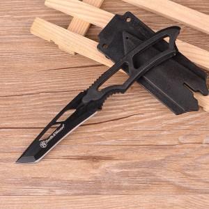 Smith&Wesson Neck Knife Tanto, bester Preis, Angebot, Outdoor, Survival, Messer zum besten Preis, China Gadget, Preissuchmaschine China, Gadgetwelt, Werbegeschenke günstig