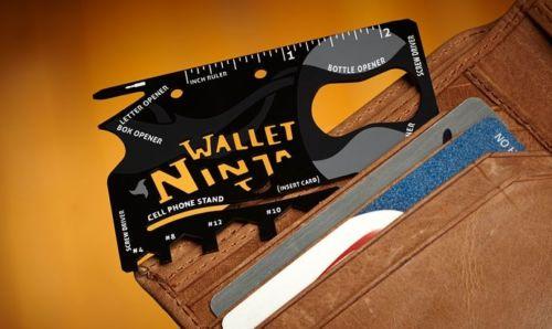Wallet Ninja, Gadget, Gadgetwelt, Neuheit